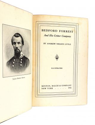 Bedford Forrest and His Critter Company