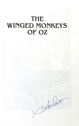 The Winged Monkeys of Oz