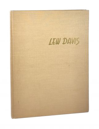 Lew Davis: Twenty-Five Years of Painting in Arizona [Signed by Lew Davis]. Harry Wood