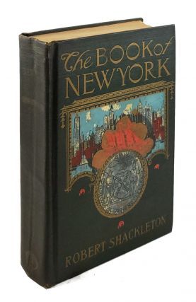 The Book of New York. Robert Shackleton, R L. Boyer
