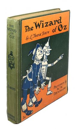 The New Wizard of Oz. L. Frank Baum.