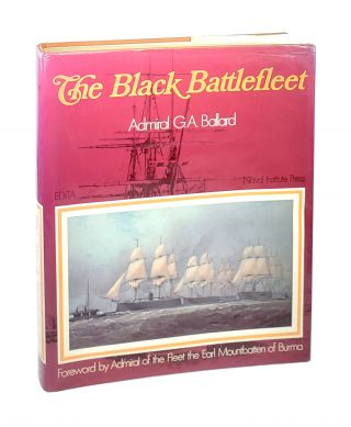The Black Battlefleet. Admiral G. A. Ballard, Earl Mountbatten, fwd