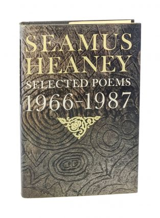 Selected Poems: 1966-1987. Seamus Heaney