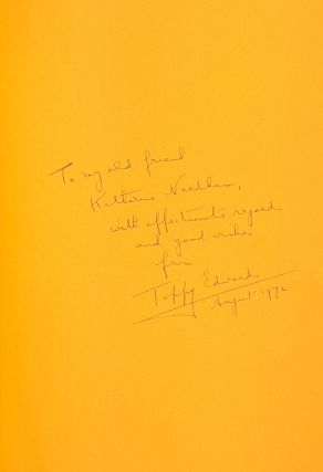 Great American Deserts [Signed by Edwards + Signed Bookplate]