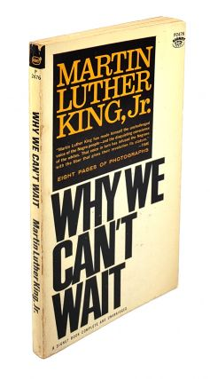Why We Can't Wait. Martin Luther King Jr