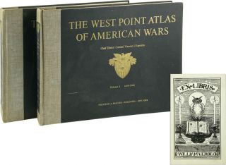 The West Point Atlas of American Wars [Two Volumes] Volume I: 1689-1900; Volume II 1900-1953...