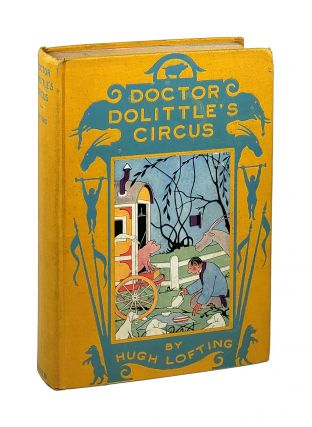 Doctor Dolittle's Circus. Hugh Lofting