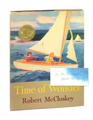 Time of Wonder [Signed]. Robert McCloskey