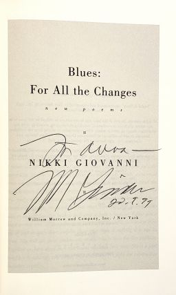 Blues: For All the Changes