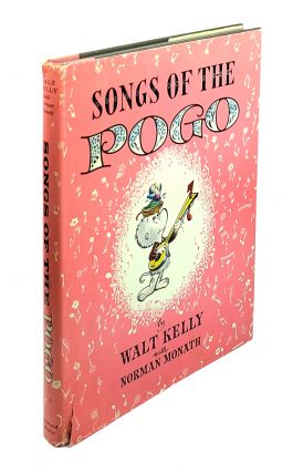 Songs of the Pogo. Walt Kelly