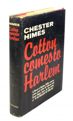 Cotton Comes to Harlem. Chester Himes.
