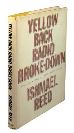 Yellow Back Radio Broke-Down. Ishmael Reed