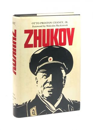Zhukov [Signed]. Otto Preston Chaney Jr., Malcolm Mackintosh, fwd