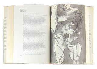 The Iliad of Homer [with Baskin drawings]