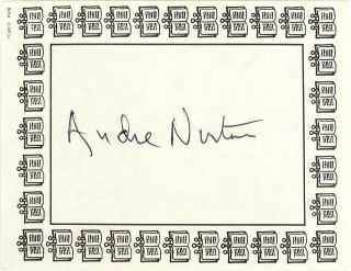 The Gate of the Cat [Signed Bookplate Laid in]
