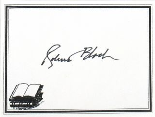 The Dead Beat [Signed Bookplate Laid in]