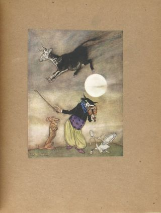 Mother Goose: The Old Nursery Rhymes [Signed Limited Edition]