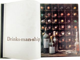 Drinks-man-ship: Town's Album of Fine Wine and High Spirits