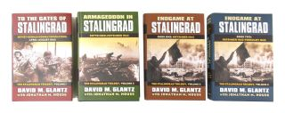 The Stalingrad Trilogy [Three volumes in four, complete] [with] Volume I: To The Gates of Stalingrad - Soviet-German Combat Operations, April-August 1942; Volume II: Armageddon in Stalingrad - September-November 1942; Volume III, Book One: Endgame at Stalingrad -November 1942; Volume III, Book Two: Endgame at Stalingrad December 1942-February 1943