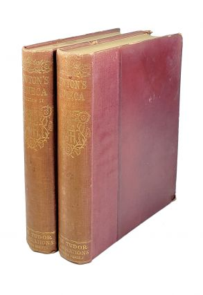 Seneca: His Tenne Tragedies Translated into English (Two Volumes). Seneca, Thomas Newton, T S....