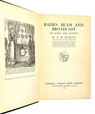 Radio Beam and Broadcast: Its Story and Patents