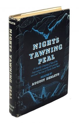 Night's Yawning Peal: A Ghostly Company. August Derleth
