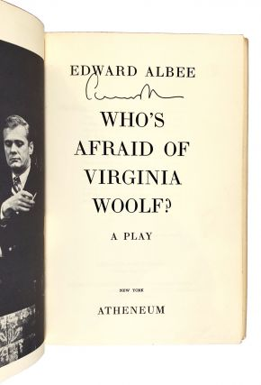 Who's Afraid of Virginia Woolf [Signed]