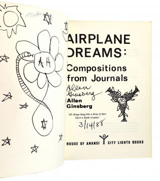 Airplane Dreams: Compositions from Journals