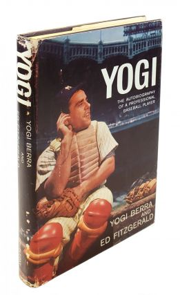 Yogi: The Autobiography of a Professional Baseball Player. Yogi Berra.