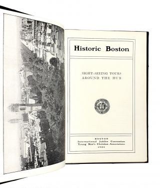 Historic Boston: Sight-Seeing Tours Around the Hub