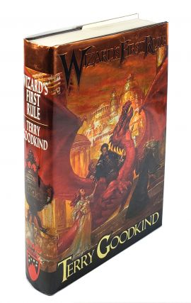 Wizard's First Rule. Terry Goodkind.
