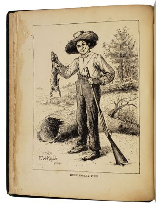 Adventures of Huckleberry Finn (Tom Sawyer's Companion)