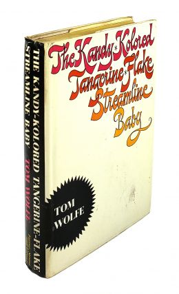 The Kandy-Kolored Tangerine-Flake Streamline Baby. Tom Wolfe.