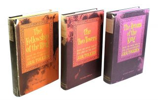 The Lord of the Rings (3 Vols in Slipcase)