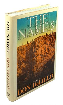 The Names. Don DeLillo.