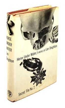 Horse Under Water. Len Deighton