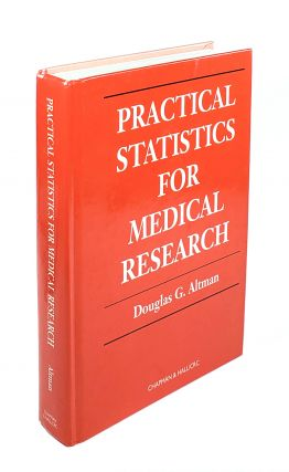 Practical Statistics for Medical Research. Douglas G. Altman