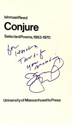 Conjure: Selected Poems, 1963-1970
