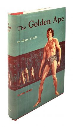 The Golden Ape. Adam Chase, Milton Lesser, Stephen Marlowe