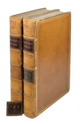 The Works of That Learned and Judicious Divine, Mr. Richard Hooker: With an Account of His Life and Death, by Isaac Walton (2 Volumes). Richard Hooker.
