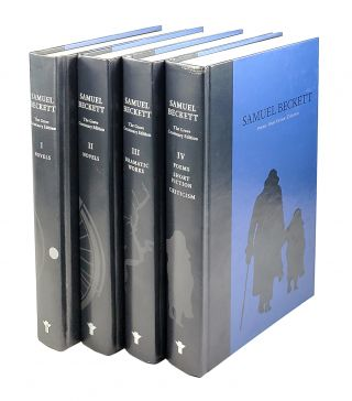 Samuel Beckett: The Grove Centenary Edition (4 Volumes). Samuel Beckett