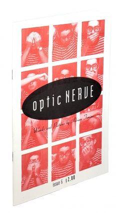 Optic Nerve: Issue 6. Adriane Tomine