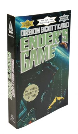 Ender's Game. Orson Scott Card