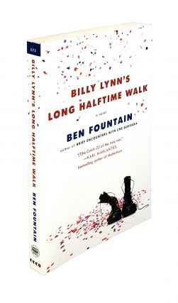 Billy Lynn's Long Halftime Walk. Ben Fountain