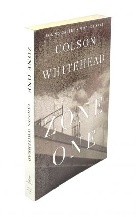Zone One: A Novel. Colson Whitehead.