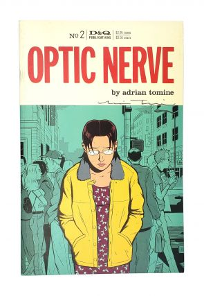 Optic Nerve No. 2. Adrian Tomine