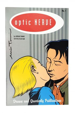 Optic Nerve No. 1. Adrian Tomine