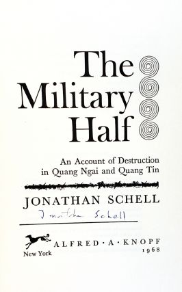 The Military Half: An Account of Destruction In Quang Ngai and Quang Tin