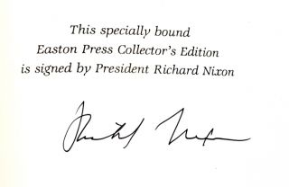 The Memoirs of Richard Nixon (Two Volumes) [The Library of the Presidents]