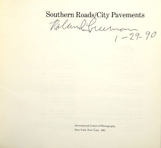 Southern Roads / City Pavements: Photographs of Black Americans
